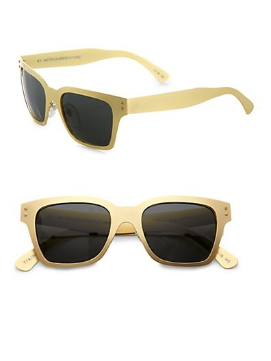 Metal America Oro Sunglasses