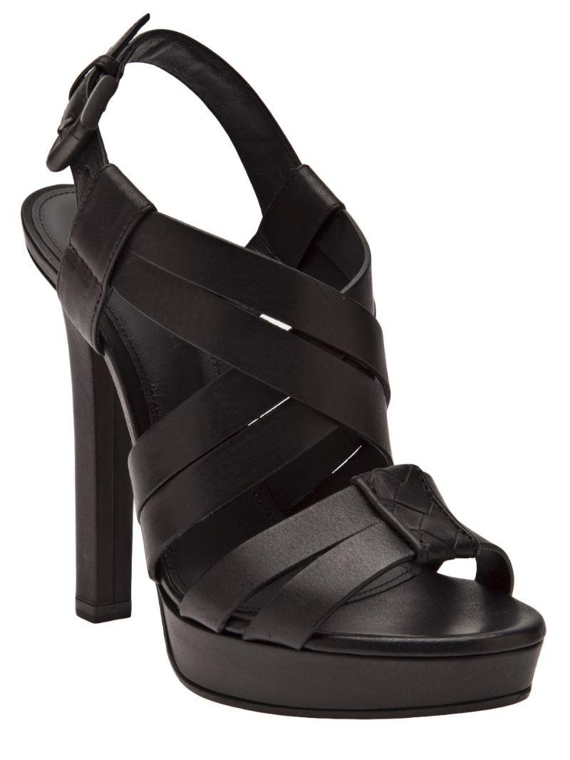 BOTTEGA VENETA strappy heel