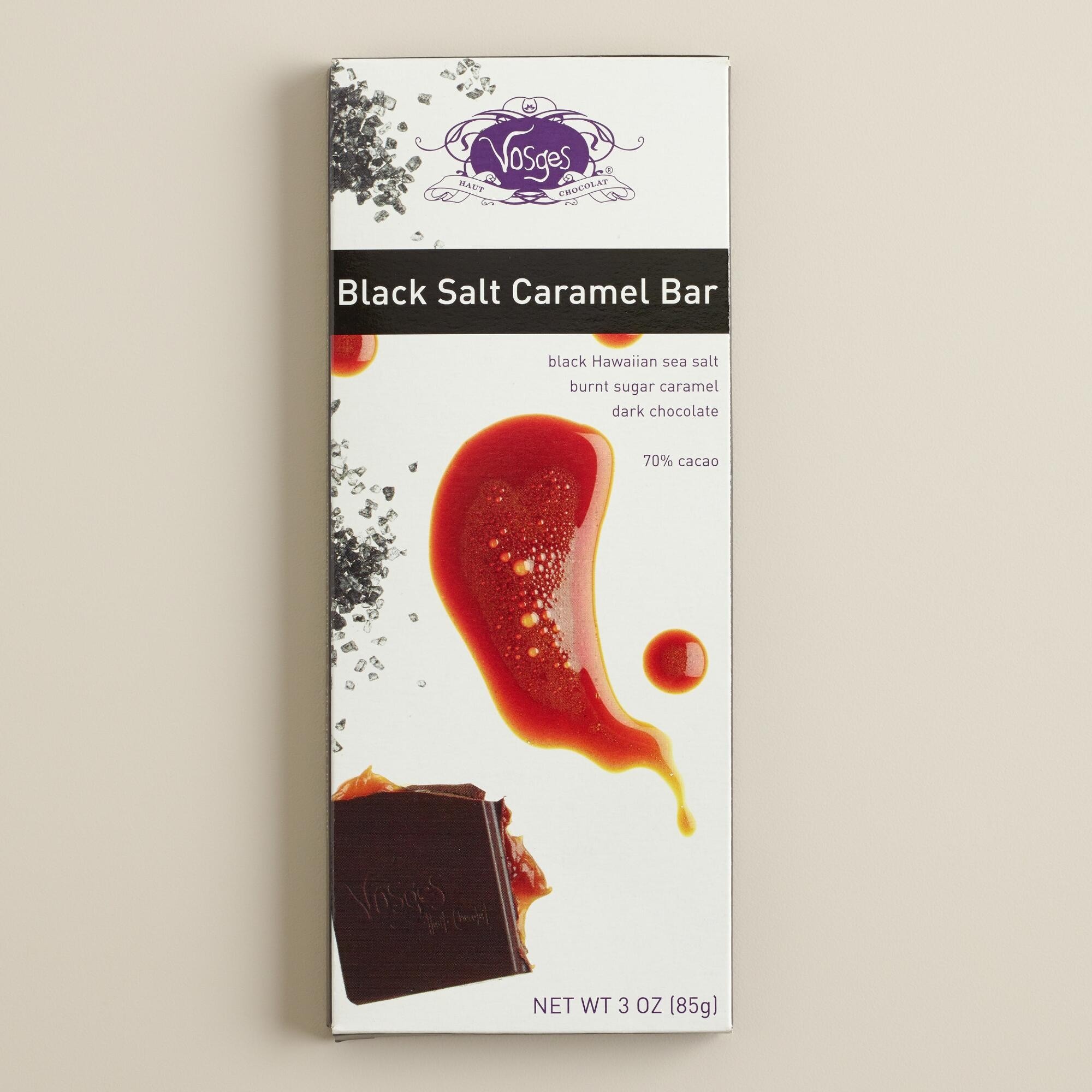 Vosges dark chocolate bar