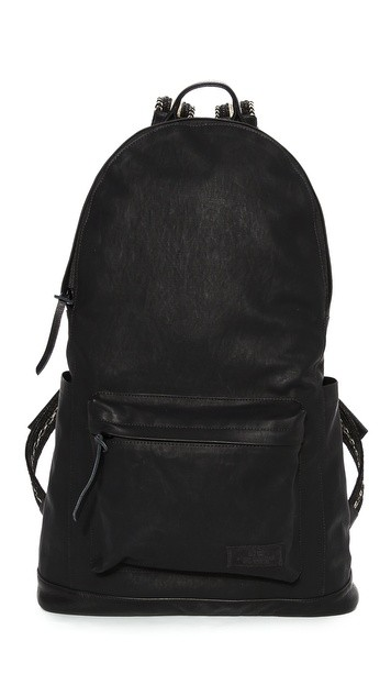 Daypack with Horsehair Straps