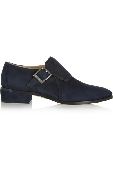 Watson suede loafers
