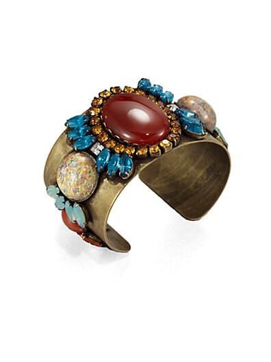 Katniss Embellished Cuff Bracelet