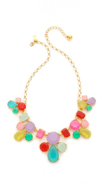 Gumdrop Gem Necklace