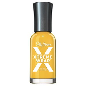 Sally Hansen Hard as Nails Xtreme Wear Nail Color, Mellow Yellow