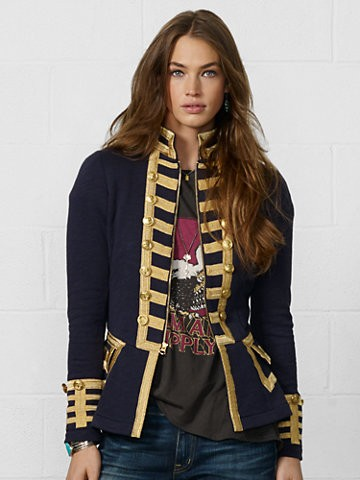 Navy Officer's Jacket