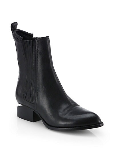 Anouk Leather Chelsea Boots