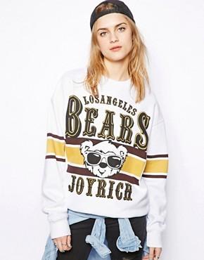 Joyrich La Sports Campaign Crewneck Sweatshirt