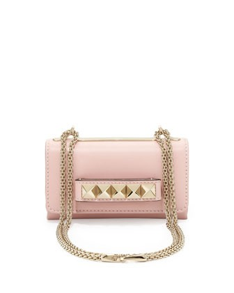 Va Va Voom Mini Bag, Light Pink - Valentino