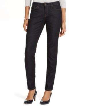 Tommy Hilfiger Skinny-Leg Curvy-Fit Jeans, Nashville Wash