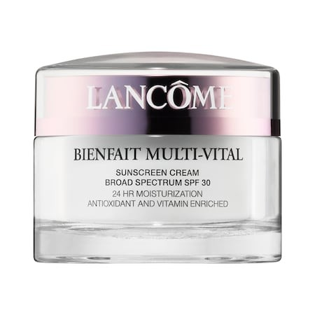 Lancome BIENFAIT MULTI-VITAL - SPF 30 CREAM - High Potency Vitamin Enriched Daily Moisturizing Cream