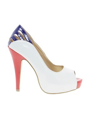 Sugarfree Lisette Heeled Shoe