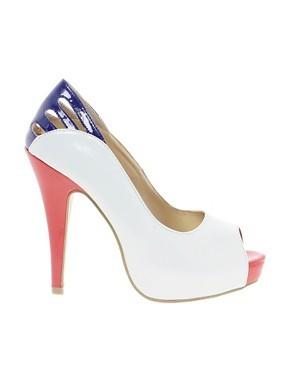 Sugarfree Lisette Heeled Shoe