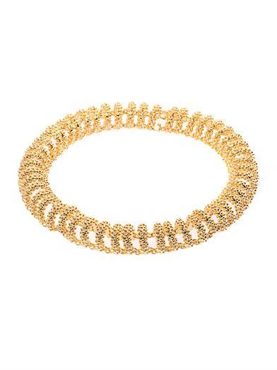 Bubble chain necklace