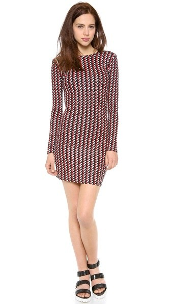 Calyx Long Sleeve Dress