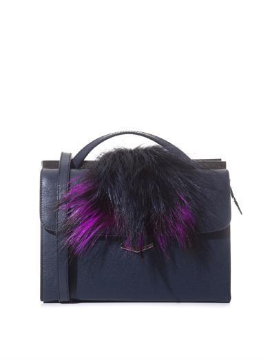 Demi Jour cross-body satchel