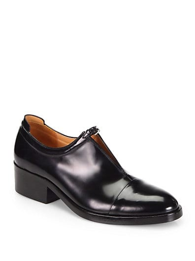Bombay Leather Oxfords