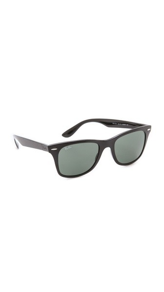 Light Force Wayfarer Sunglasses