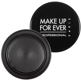 MAKE UP FOR EVER     Aqua Black Waterproof Cream Eye Shadow
