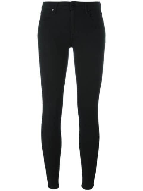 Alexander Wang Cropped Skinny Jeans