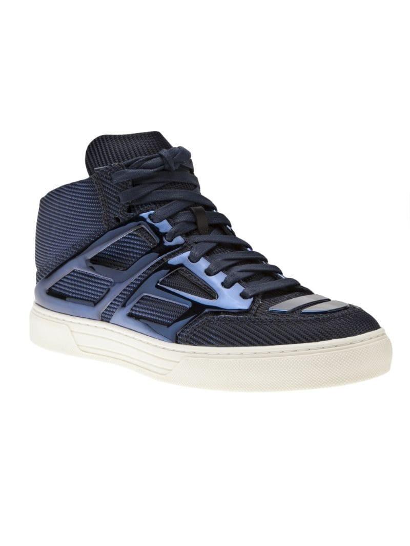 ALEJANDRO INGELMO mid top sneaker