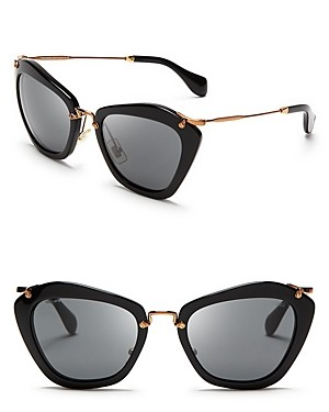 Miu Miu Catwalk Sunglasses