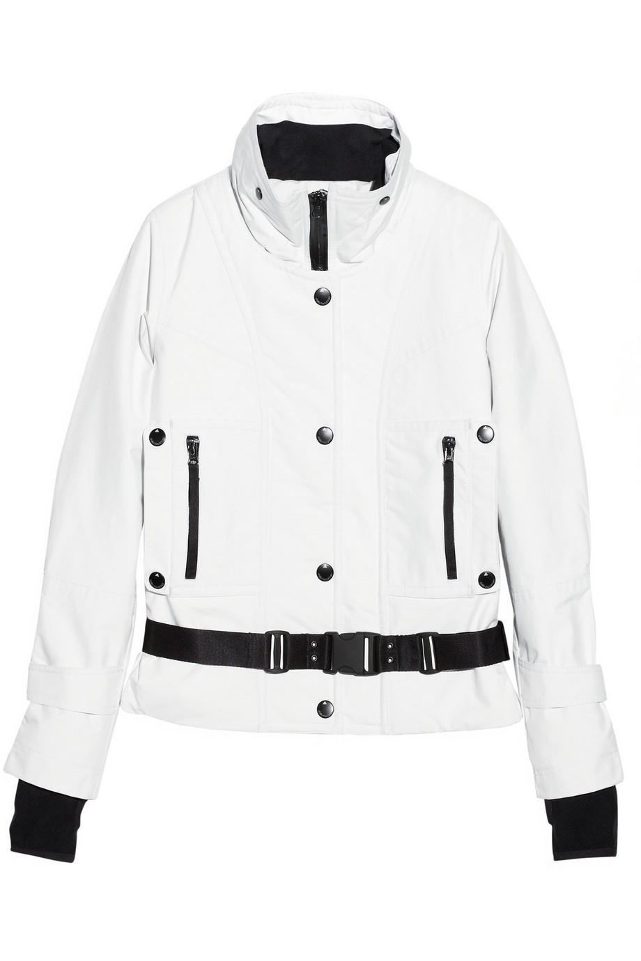 WS matte shell jacket