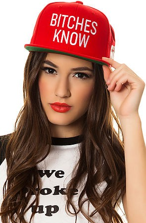 The Knowing Snapback