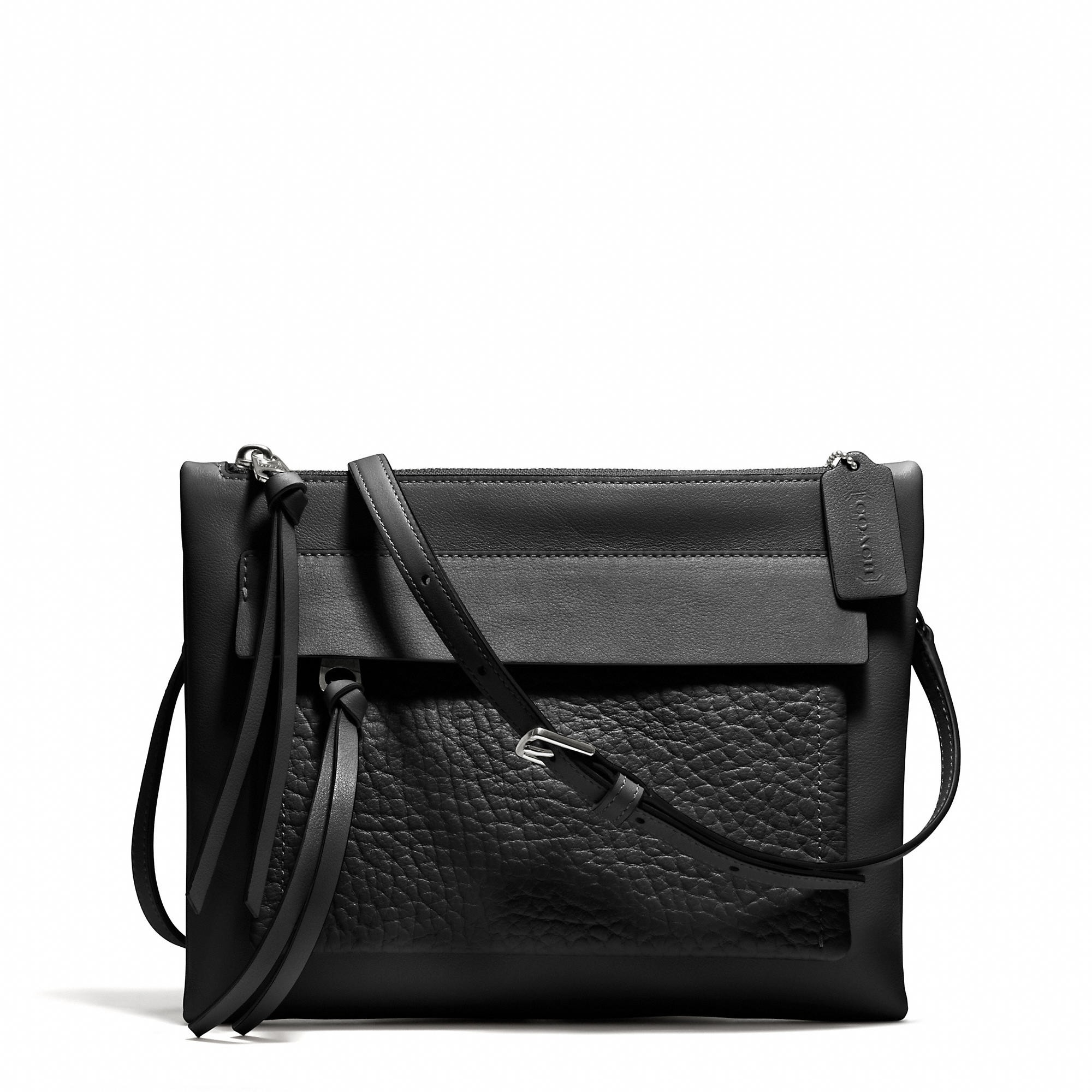 BLEECKER FELICIA CROSSBODY IN LEATHER