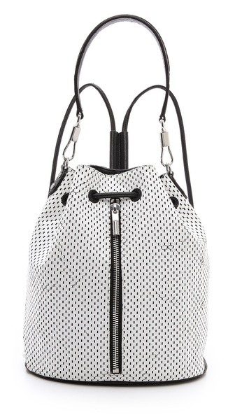 Perforated Cynnie Sling Bag