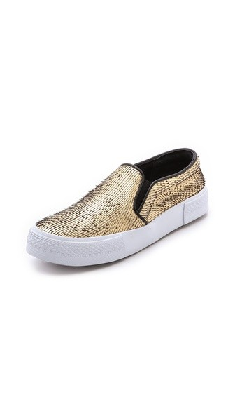 NYC Slip On Sneakers