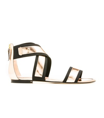 THE ROSY SANDAL