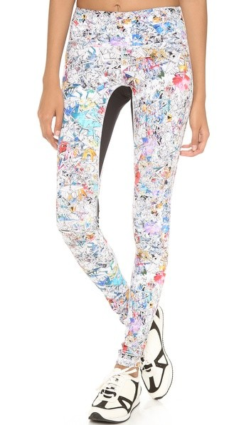 Prism Print Leggings