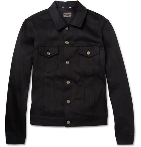 Dry Denim Jacket