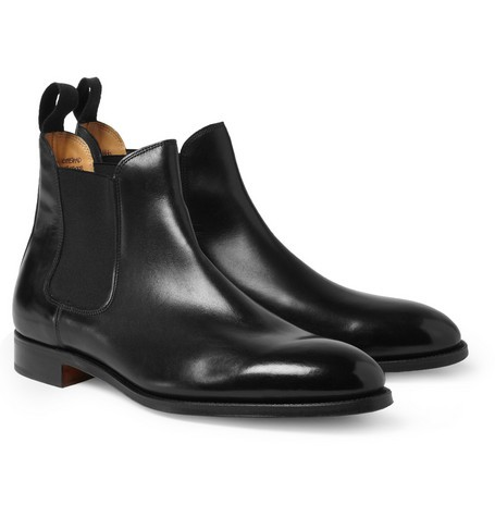 Chesland Leather Chelsea Boots