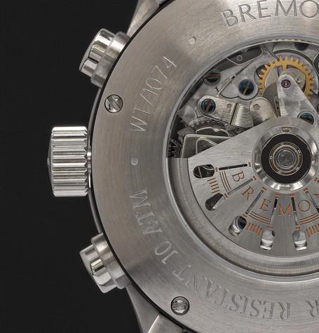ALT1-WT/BL World Timer Automatic Chronograph Watch