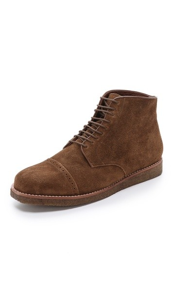 Pantal Suede Boots