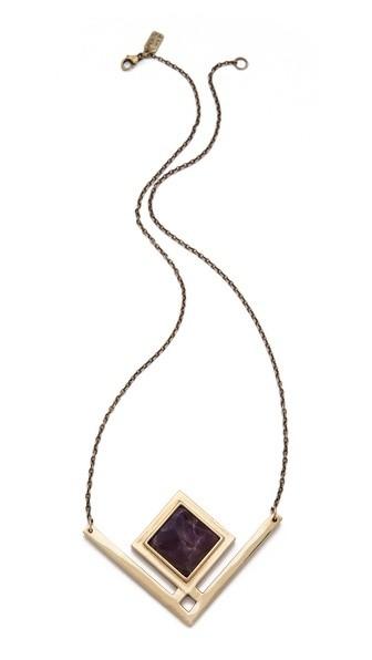 Rise Pendant Necklace