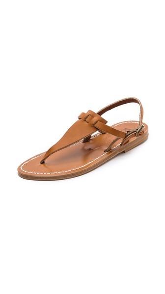 Cyrus Flat Sandals