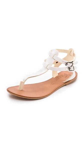A la Plage Pradeaux Gladiator Sandals