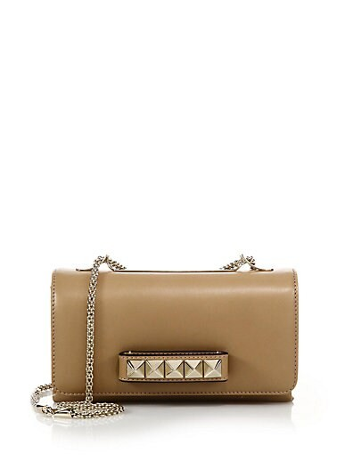 Va-Va-Voom Nappa Leather Shoulder Bag