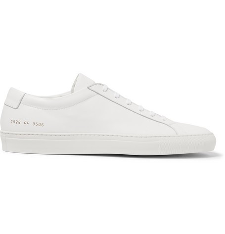 Original Achilles Leather Low Top Sneakers