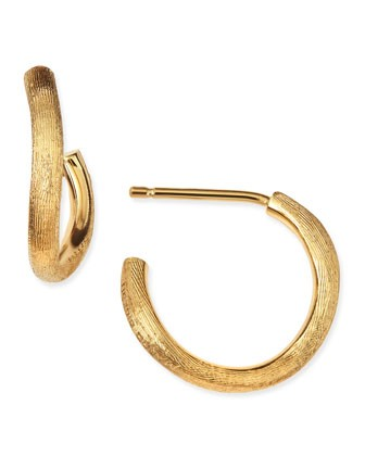 Jaipur 18k Gold Hoop Earrings - Marco Bicego