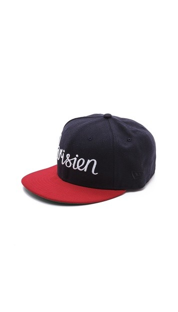 Kitsuné x New Era 59 Fifty Cap