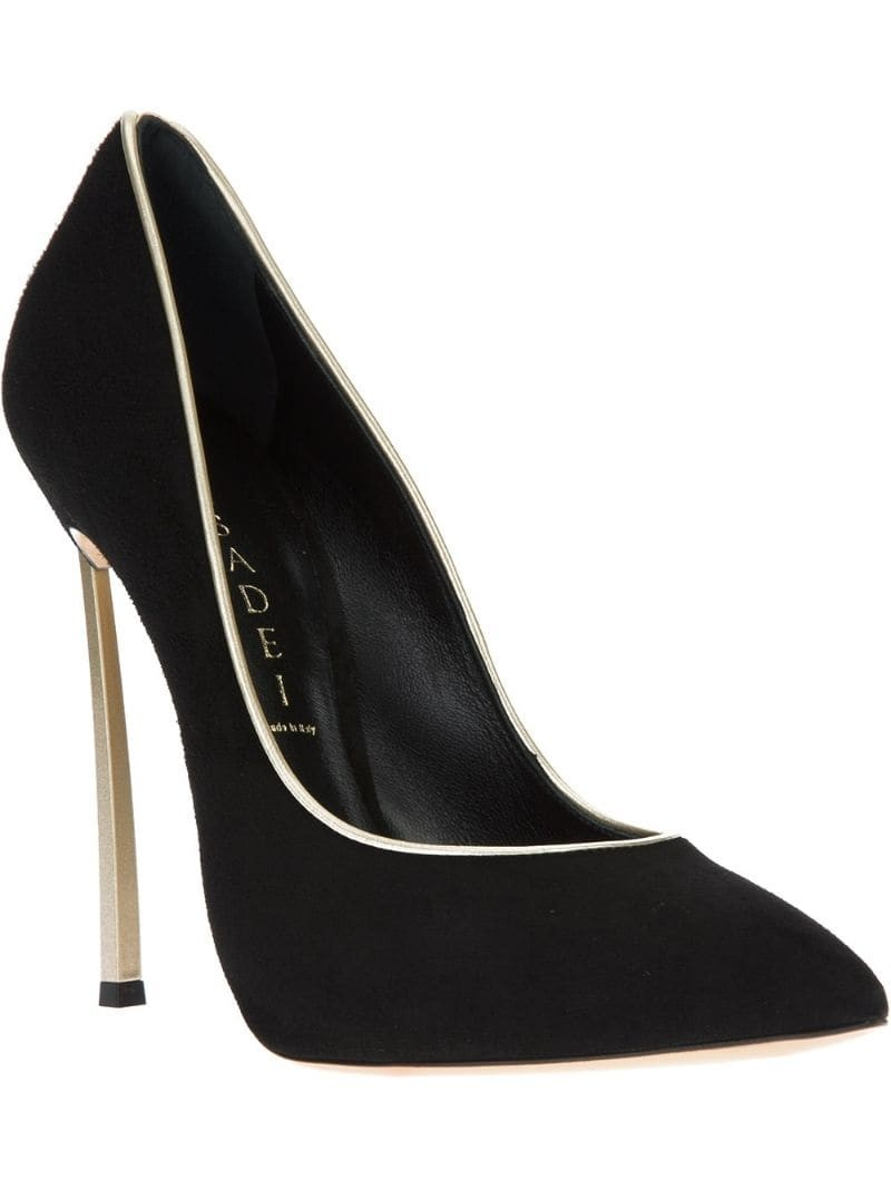 CASADEI stiletto pump