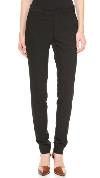 Tailored Skinny Pants