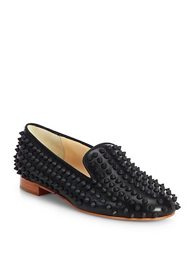 Rolling Spikes Loafers