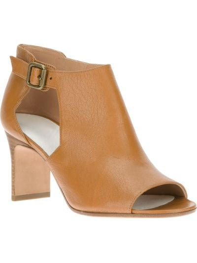 cut-out sandal boots