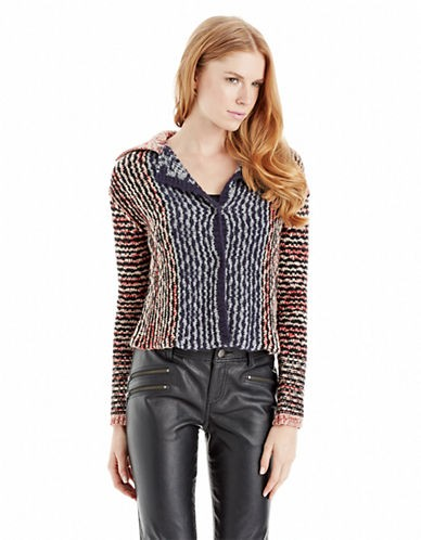 Free People Checker Cardigan
