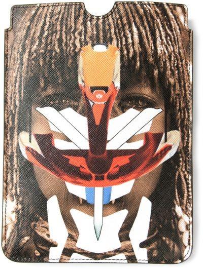 tribal print iPad case