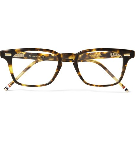 D-Frame Matte-Acetate Glasses
